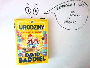 Urodziny David Baddiel