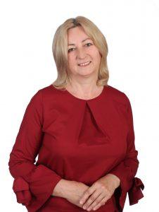 """Celina Mioduszewska, autorka książki """"Powierniczka tajemnic"""", WLBP"""